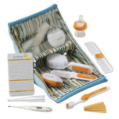 Safety 1st Dxe Healthcare and Grooming Kit
